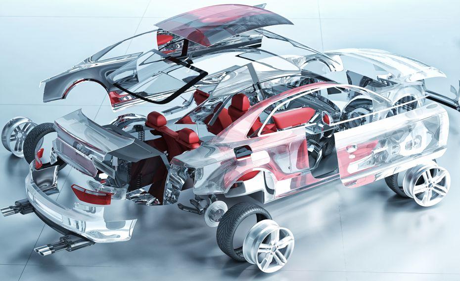 Autoteile - Karosserietuning