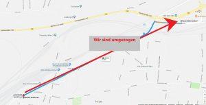 Autowerkstatt Stroisch Halle Saale Umzug