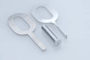 Aluminiuminstandsetzung - Aluminiumbolzen