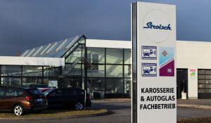Autowerkstatt Stroisch Halle Saale Frontansicht